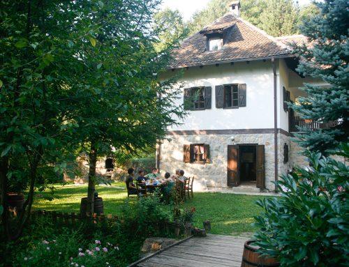 Serbian dream in Tršić village
