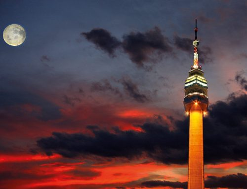 Izlet na krov Beograd