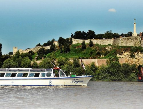 Svakodnevna razgledanje sa reka u pratnji turističkog vodiča