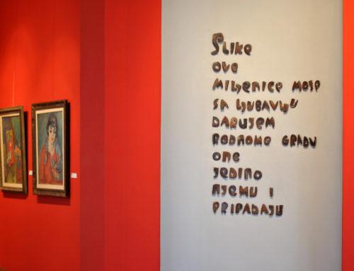 Šest gradova, šest slikara