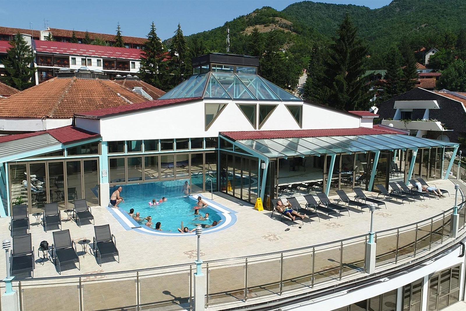 Wellness Center, Prolom Spa
