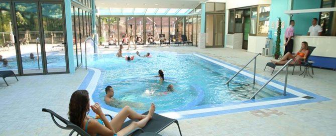 Ambijent Wellness centra hotela Radan, Prolom Banja