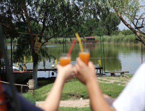 Za golfere i ljubitelje mirnih reka