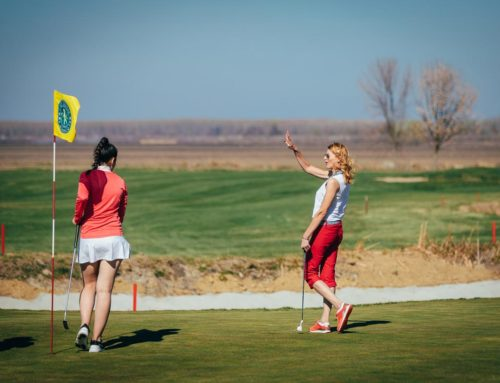 Žabalj, golf season opening
