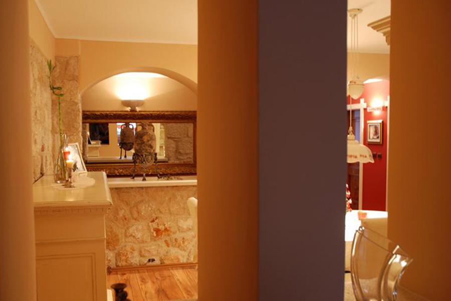 Hotel Barbat, interior