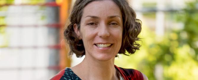 Kristin Grinlo, direktorka ISB srednje škole