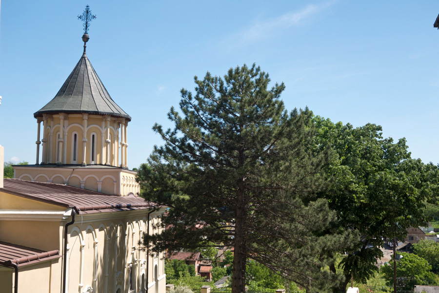The Church of St Nikola