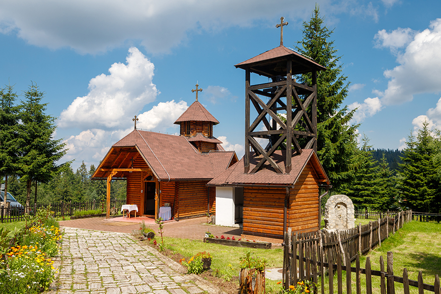 Sv Kozma i Damjan monastery