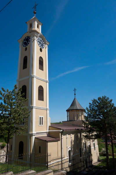 The Church of St Nikola