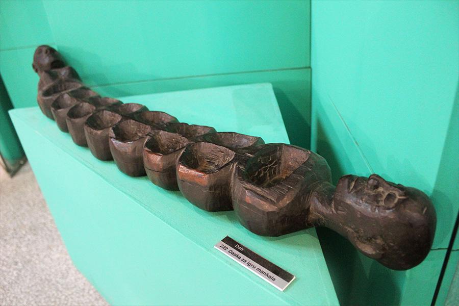 The Museum of African Art, mandala