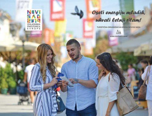 Opens Youth Fair, Novi Sad