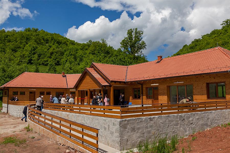 Vizitorski centar Cerjanska pećina