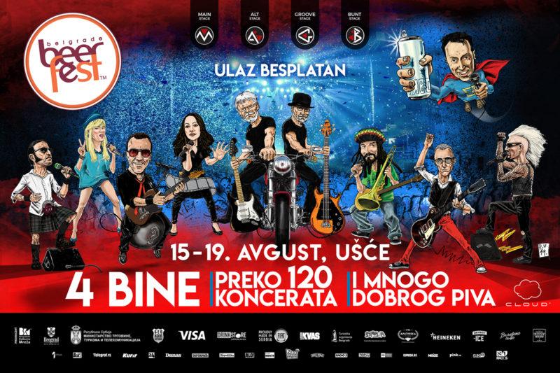Belgrade Beer Fest 2019