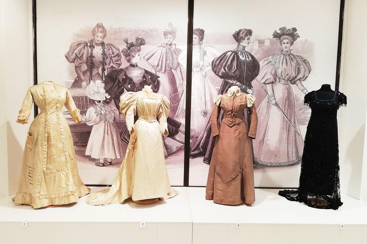 "Exhibition ""Fashion in Modern Serbia"""