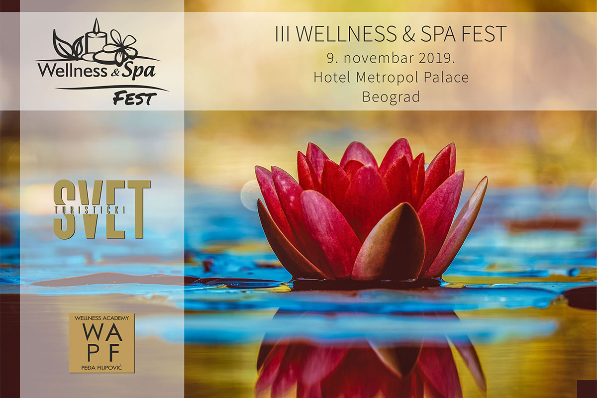 III međunarodni Wellness & Spa Fest 2019