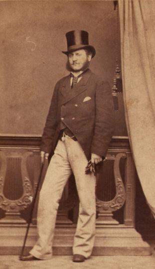 Portret arhitekte Konstantina Jovanovića