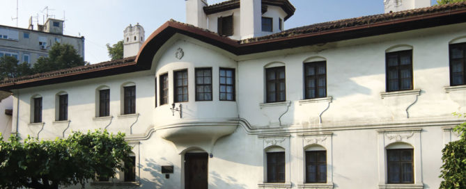 Residence of Princess Ljubica