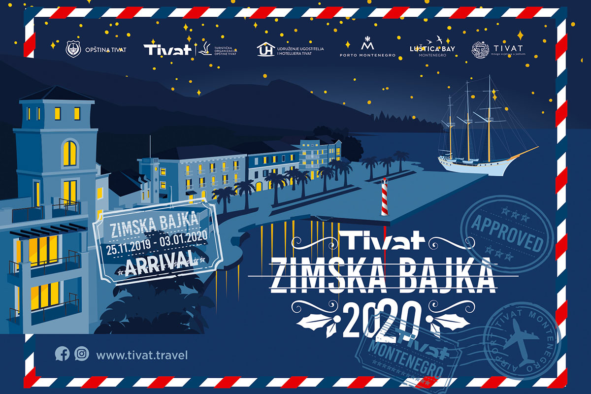 Tivat winter fairytale 2020