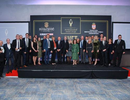 Good Service Ambassadors 2019
