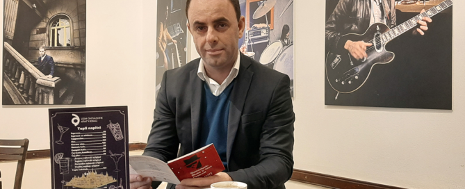 Bojan Pavlović, director of the City Tourism Organization of Kragujevac
