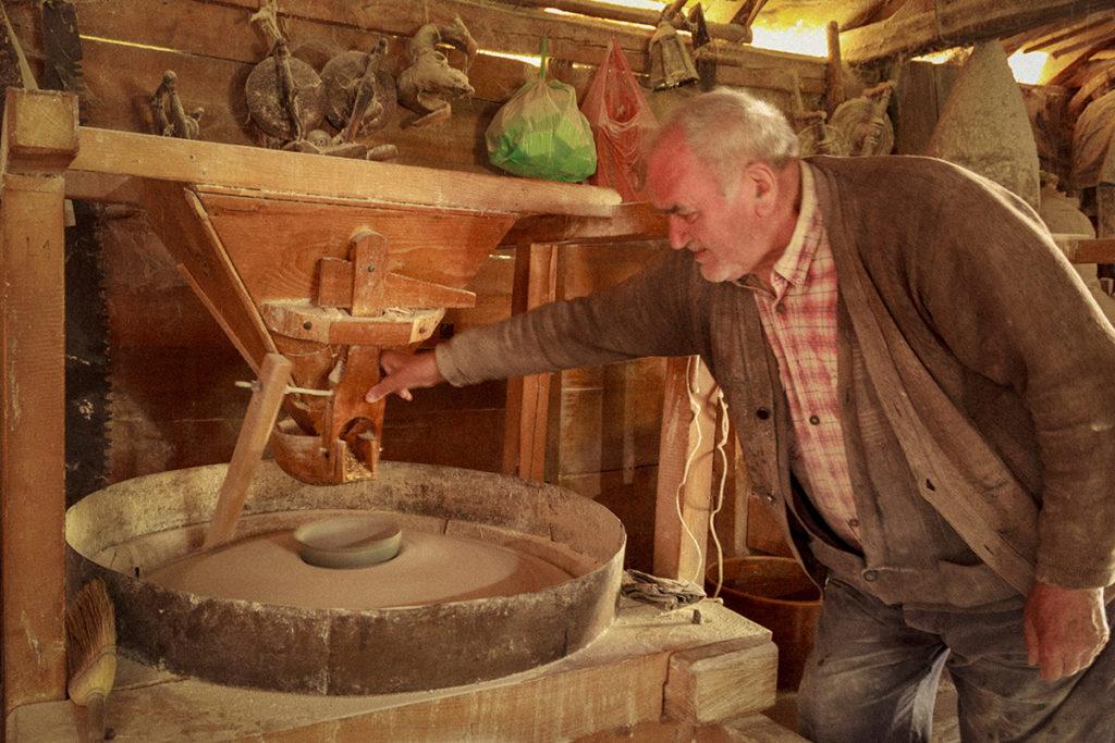 Mlinar i njegov mlin, Valjevo