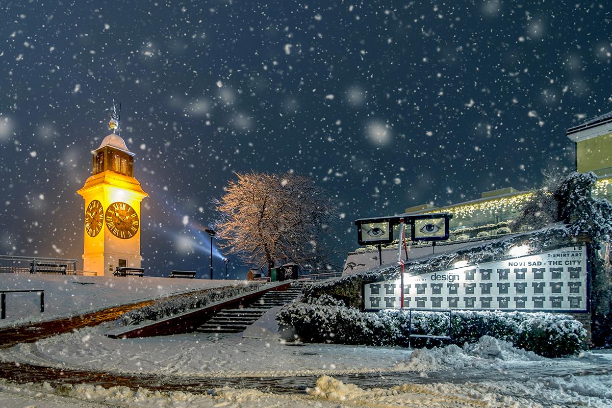 Novi Sad, Petrovaradin