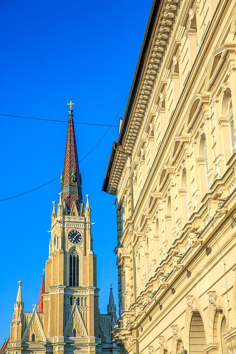 Novi Sad, Katedrala