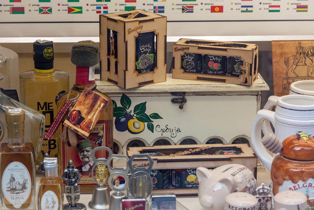 Serbian souvenirs