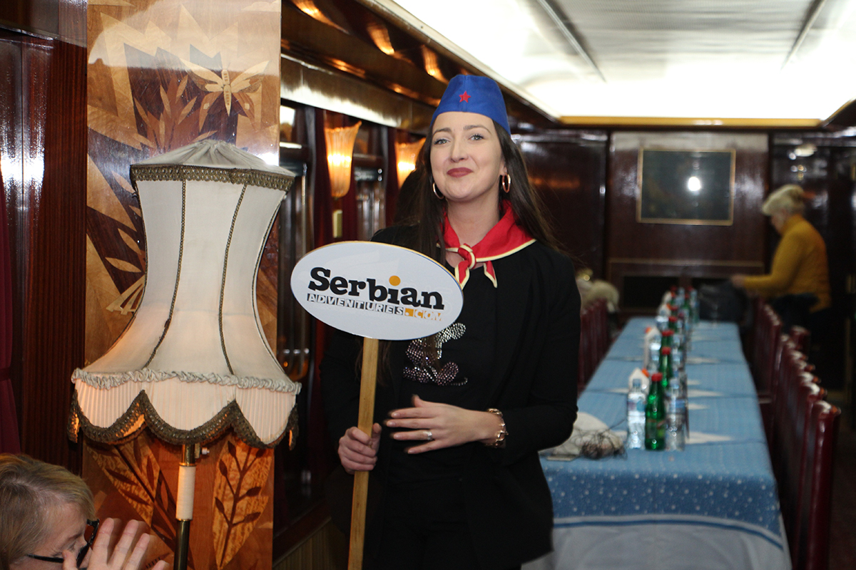 The Blue Train – A New Star of Serbian Tourism