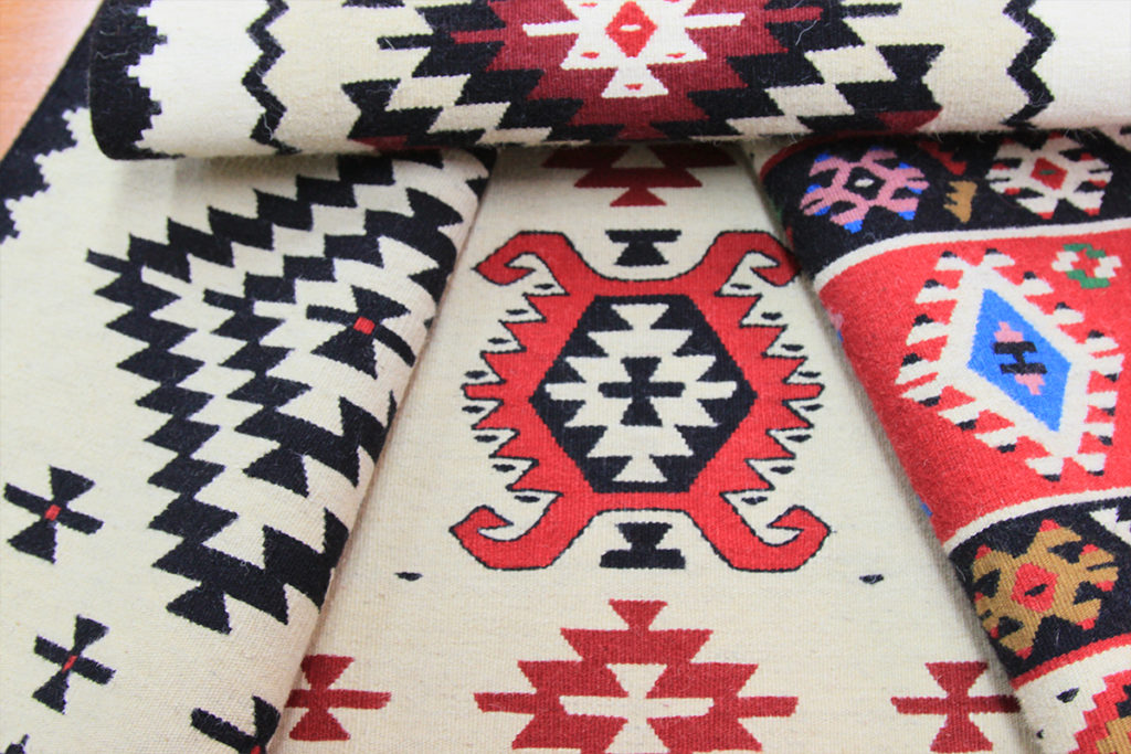The kilim rug of Pirot