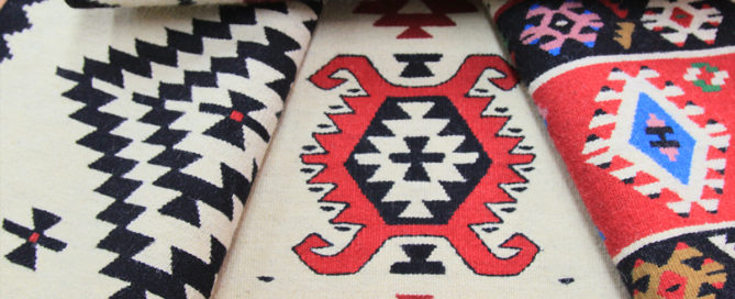 The kilim rug of Pirot