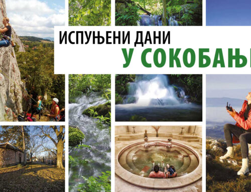 """Fulfilling days in Sokobanja Spa"""